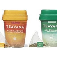 Teavana Tea Jade Citrus Mint and Peach Tranquility