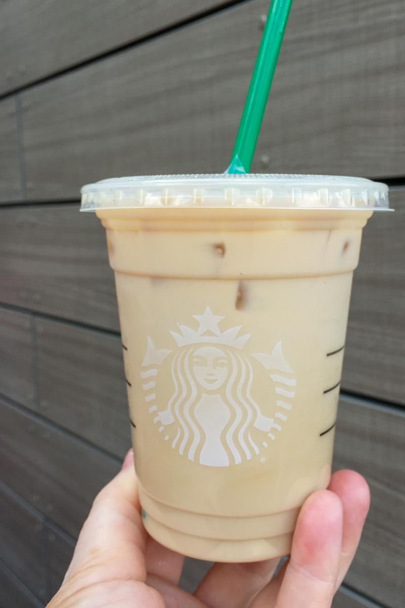 starbucks iced chai latte
